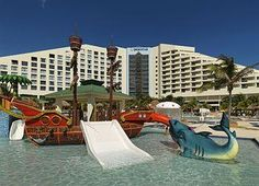 Iberostar Cancun, Boulevard Kukulcan, Km. 17, Cancun, Mexico (Click For Current Rate)