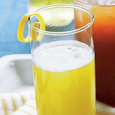 Brewmosa | MyRecipes.com | A perfect tailgate drink!