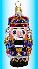 "Елочная игрушка ""Щелкунчик - 2"", 8,5 см"