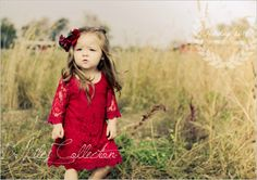 Fab Flower Girls Dresses and Accessories  by Allison McCall on Etsy
