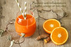 Booster anti-inflammatoire