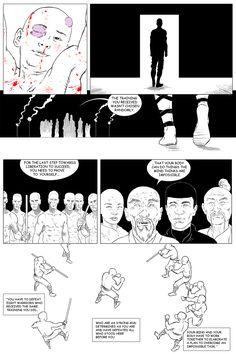 The Bat-Man: Rise and Fall #4 page 17  Read all issues on http://scripts-and-comics.com/comics/ #batman #dc #dccomics #fanart