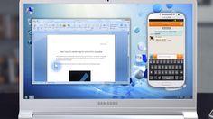 Con SideSync il tuo smartphone, anche lasciato da parte, continua a vivere ed a essere controllato, da remoto, attraverso lo schermo del tuo Pc (o Mac). Proprio come se fosse ancora e sempre nelle tue mani
