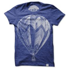 Balloon T-shirt Crewneck, 25€, now featured on Fab.
