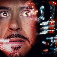 Tony Stark - Iron Man