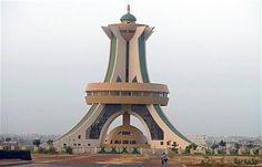 Capital of Niger   The capital of Niger, Niamey Photo: ALAMY