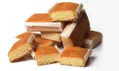 Sobaos Pasiegos. Ingredientes: - 250 gr. de mantequilla - 250 gr. de harina - 250 gr. de azúcar - 16 gr. de levadura en polvo - 1 cucharada de anís - Ralladura de 1/2 limón - 3 huevos - Sal. Energía 1009,27 (kcal) 13,5 Proteínas (g) 58,21 Lípidos (g) 107,8 Glúcidos (g) #Cantabria #Spain