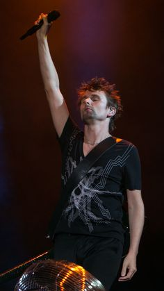MUSE : MUSE_04 October 2013 - AUSTIN CITY LIMITS, AUSTIN, TEXAS. Matt Bellamy #Muse