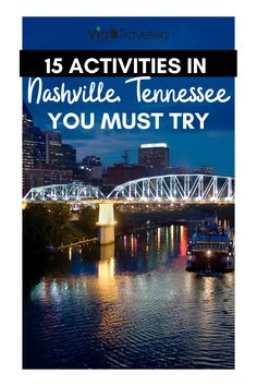 Here are the absolute best things to see in Nashville, featuring the best places to visit, the best hotels, the best restaurants, tours, and more!