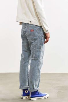 5cf713ffd0 Dickies X UO Slim Straight Washed Carpenter Pant