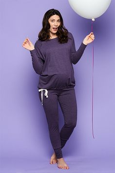 Maternity nightwear & pyjamas from Amoralia, the maternity lingerie specialists