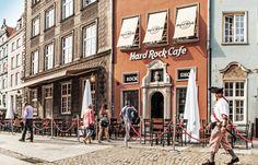 Hard Rock Café opens in the city of Gdansk, Poland! #HRCGdansk