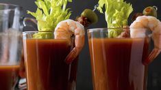 Heat-up your favorite Bloody Mary recipe with Frank's RedHot® for a spicy twist with a tasty citrus kick from McCormick® Pure Orange Extract. Go garnish crazy. Olives, bacon, shrimp--why not! Fathers Day Brunch, Grilled Bananas, Bloody Mary Recipes, Deviled Eggs Recipe, Chicken Seasoning, Sweet And Spicy, Beverages, Drinks, Cocktails