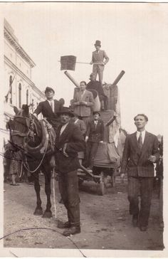 Festa dell'uva 1931 Monteforte d'Alpone