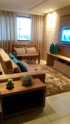 . Studio Apartment Layout, Wool Area Rugs, Sweet Home, Diy, Sofa, Home Decor, Grey Lounge, Environment, Ideas