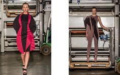 Gina Cas utilise la mode pour façonner les corps... #LeFashionPost #Webzine #WilliamArlotti #GinaCas #Mode #Fashion #Feeric #Romania #Interview #lifestyle #Designer