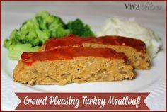 A great turkey meatloaf recipe