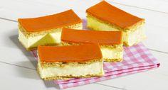 We kunnen de verjaardag van onze koning vieren zònder dat we ons schuldig hoeven te voelen... Deze gezonde oranje tompouce is suiker-, zuivel- en tarwevrij!