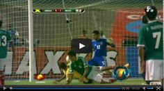 Vídeo del gol de Aldo de Nigris en el partido Jamaica vs México correspondiente a la Hexagonal Final Eliminatorias rumbo al Mundial Brasil 2014. El gol significó la victoria para la selección mexicana con la que se ponen momentáneamente en el primer puesto de la clasificación general con 6 puntos.