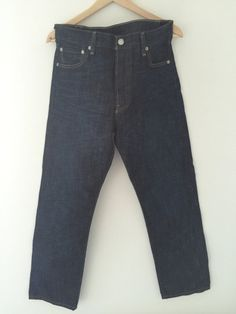 Vintage Levis 501 Denim Jeans - Size 33x30 by CafeMotique... #CafeMotique #ColoradoSprings #vintagelifestyle #caferacer #vintagemoto