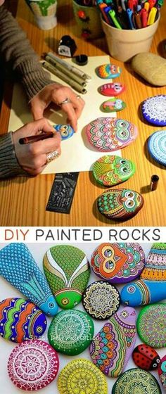 29 Of The BEST Crafts Activities For Kids Parents Love These Too Painted Rocks Creative That Adults Will Actually Enjoy Doing