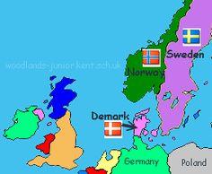 Vikings - history, timeline, links for videos, summary of Viking history