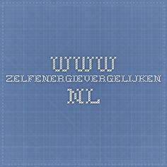 www.zelfenergievergelijken.nl
