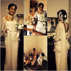 iBRIDE by INDI   bridal designer SriLankan kandyan ...#designer #srilanka #wedding #kandyan #saree