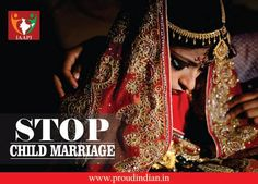 Child marriage as a concept can be defined as the formal or an informal union between two individuals before attaining the age of eighteen years. This institution should be seen as an abuse of human rights since this is one form of a forced marriage. As per the law in India, a child marriage is one in which the girl is below the age of eighteen years and the boy is below the age of twenty one years. In India, child marriages are still prevalent in the state of Kerala.