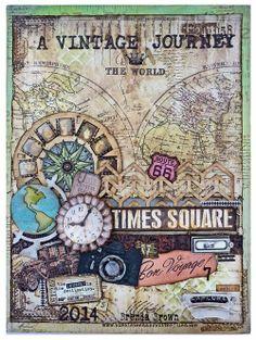 Brenda ... The journey begins at A Vintage Journey