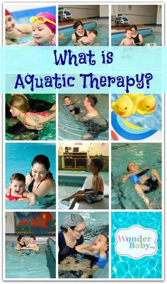 Aquatherapy for children with disabilities, in addition to improving strength and flexibility, also focuses on body awareness, sensory integration, motor planning, and learning how to move muscles in new ways.
