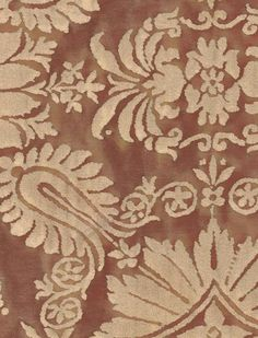 Impero in copper & silvery gold #fortuny: http://fortuny.com/Fabrics.aspx#dfdec095-833d-49fe-b491-6ea76a7b23ec  Follow Fortuny on Pinterest! pinterest.com/fortuny