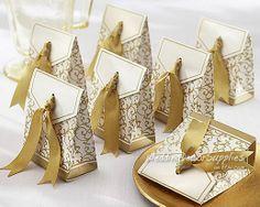 10 PCS Wedding Favor Gift Box Paper Boxes  by WeddingDecorSupplies, $6.95