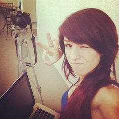 christina grimmie is a so good singer on YouTube!! ♥