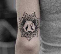 """Mi piace"": 5,710, commenti: 158 - Georgia Grey (@georgiagreynyc) su Instagram: ""Panda 🐼 @bangbangnyc #bangbangforever #bangbangtattoo #bangbangnyc"""