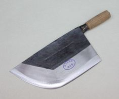 Chefs Mall CCK Chinese Butcher's Knife Butcher Knives XL - Brand: CCK (Chan Chi Kee) Item No. Global Knife Set, Global Knives, Cooks Knife, Chef Knife, Cool Knives, Knives And Swords, Japanese Kitchen Knives, Best Pocket Knife, Pocket Knives
