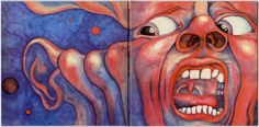 King Crimson - In the court of the Crimson King - 1969