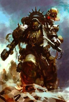Chaplain - Warhammer 40K Wiki - Space Marines, Chaos, planets, and more