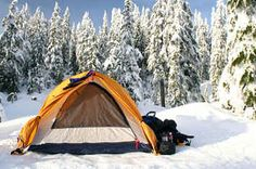 See how experienced campers dress for cold weather, and the winter camping gear . - See how experienced campers dress for cold weather, and the winter camping gear they prefer. Winter Camping Gear, Snow Camping, Cold Weather Camping, Camping With Kids, Family Camping, Tent Camping, Outdoor Camping, Hiking Gear, Backpacking Gear