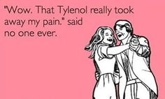 """Fibromyalgia [Me: And my chronic migraines... Screw them and their """"Tylenol always works for me!""""]"""