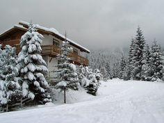 Winter fairytale in Romania
