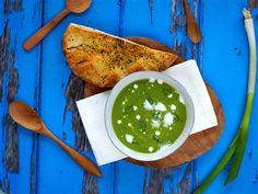 Lente-ui soep met naan Healthy Diners, Atkins, Kimchi, Palak Paneer, Chana Masala, Paleo, Low Carb, Vegan, Cooking