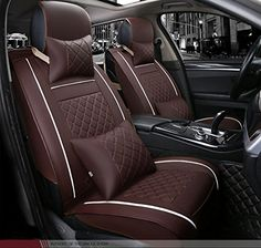 Gallop Universal Car Seat Covers XPE Leather Car Seat Cushion for Mazda CX7  Coffee >>> Want additional info? Click on the image. (This is an affiliate link) #LeatherCarSeatCovers