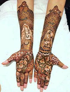 Fresh & Pretty Lotus Mehndi Designs for Hands & Feet to Save RN Arabic Mehndi Designs Brides, Full Hand Mehndi Designs, Wedding Mehndi Designs, Beautiful Henna Designs, Dulhan Mehndi Designs, Mehndi Images, Mehendi, Henna Mehndi, Mehndi Desighn
