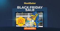 HostGator Black Friday and Cyber Monday Coupon 2015