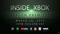 Nesta segunda-feira (05) a Microsoft anunciou o Inside Xbox, um programa especial da empresa que será transmitido ao vivo revelando novidades e notícias sobre os últimos lançamentos para o Xbox.