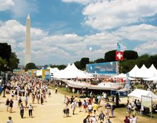 Smithsonian Folklife Festival June 27-July 1 and July 4-8 on the National Mall. Great way to celebrate the #4thofJuly in our nation's capital.