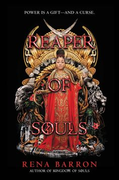 Reaper of Souls by Rena Barron