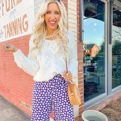 Women's Fashion Blogger Blush & Camo