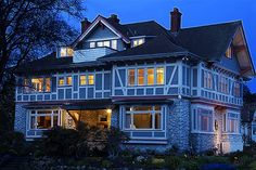 Dashwood Manor in Victoria, BC. One of my all time favorite B's. We've been there many times.